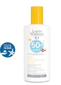 Sun Kids Protection Fluid 50plus DL - Wist jij deze 10 belangrijke tips al over zonbescherming bij kinderen (en jezelf) ? Ideaal voor je Staycation!
